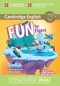 Fun for Flyers 4th Edition Presentation Plus DVD-ROM
