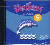 New Way Ahead 5 Story Audio CD (Лицензия)