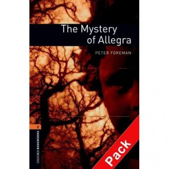 The Mystery of Allegra Audio CD Pack