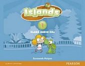 Islands Level 1 Class Audio CD (4) (Лицензия)