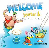 Welcome Starter b Class Audio CD