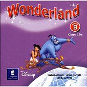 Wonderland Junior B Class CD