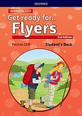 Get Ready for (Second Edition) Flyers Student's Book with downloadable audio