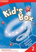 Kid's Box  Level 2 Teacher's Resource Pack with Audio CD