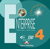 Enterprise 4 DVD Video PAL