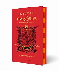 Harry Potter and the Chamber of Secrets (Gryffindor Edition Red) - Hardcover