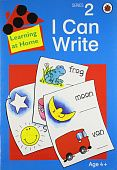 Ladybird Learning at Home 2: I Can Write