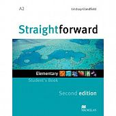 Straightforward (Second Edition) Elementary Student's Book
