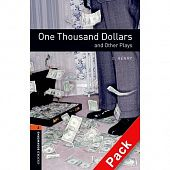 OBP 2: One Thousand Dollars and Other Plays Audio CD Pack