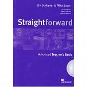 Straightforward Advanced Teacher's Book Pack