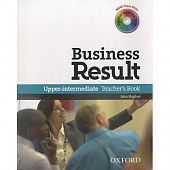 Business Result Upper-Intermediate Teacher's Book with Class DVD and Teacher Training DVD
