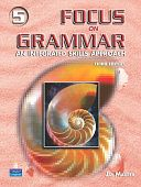 Focus on Grammar 3rd Edition Level 5 Students' Book