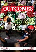 Outcomes Second edition Advanced Teacher's Book with Class CD