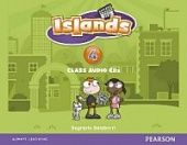 Islands Level 4 Class Audio CD (4) (Лицензия)