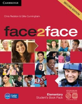 face2face (Second Edition) Elementary Student's Book with DVD-ROM and Online Workbook Pack