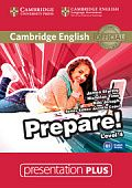 Cambridge English Prepare! Level 4 Presentation Plus DVD-ROM