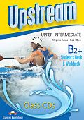 Upstream Upper-Intermediate B2+ Third Edition Class Audio CDs (set of 8)