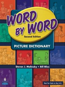 Word by Word Picture Dictionary International Edition