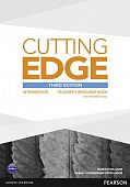 Cutting Edge 3rd Edition Intermediate Teacher's Book with Teacher's Resources CD-ROM Pack