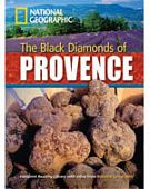 Fotoprint Reading Library B2 The Black Diamonds of Provence with CD-ROM