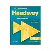 New Headway Pre-Intermediate Third Edition Workbook (With Key)