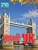 Explore Our World 4 - Welcome to the UK. Reader