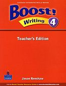 Boost Writing 4 Teacher's Edition