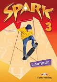Spark 3 (Monstertrackers) Grammar Book