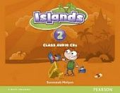 Islands Level 2 Class Audio CD (4) (Лицензия)