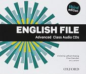 English File Third Edition Advanced Class Audio CDs