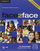 face2face (Second Edition) Pre-intermediate Student's Book with DVD-ROM and Online Workbook Pack