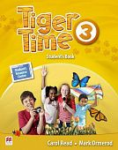 Tiger Time 3 Student's Book