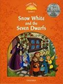 Classic Tales Second Edition: Level 5:  Snow White and the Seven Dwarfs e-Book with Audio Pack