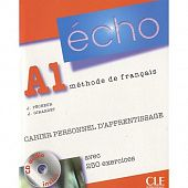 Echo A1 - Cahier personnel d'apprentissage + CD-Audio + Corriges