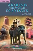 Classic Readers Level 2 Around the World in 80 Days