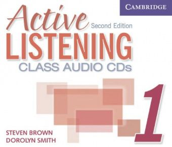Active Listening 2nd Edition Level 1 Class Audio CD (3)