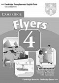 Cambridge Young Learners English Tests (Second Edition) Flyers 4 Answer Booklet
