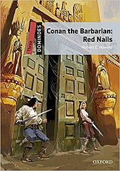 Dominoes 3 Conan the Barbarian: Red Nails with MP3 download