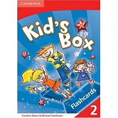 Kid's Box  Level 2 Flashcards