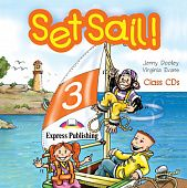 Set Sail! Level 3 Class CDs