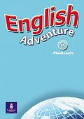English Adventure Starter B Flashcards