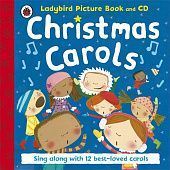 Ladybird: Christmas Carols Book + CD