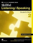 Skillful Listening and Speaking Level 2 Student's Book + Digibook