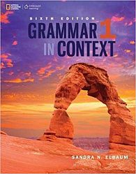 Grammar in Context 6th Ed  1 Student's Book