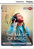 Cambridge Discovery Education Interactive Readers (A2) Low Intermediate The Magic of Music (Book with Online Access)