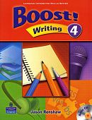 Boost Writing 4 Student's Book with Audio CD