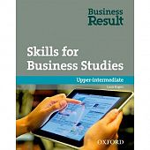 Business Result Upper-Intermediate Skills for Business Studies Pack