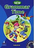 New Grammar Time 2 Student's Book with Multi-ROM