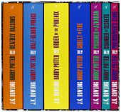 Harry Potter Paperback Box Set (Books 1-7) (Adult Edition)