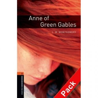 Anne of Green Gables Audio CD Pack